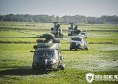 Duitse landmacht gaat nieuw helikoptercommando oprichten.