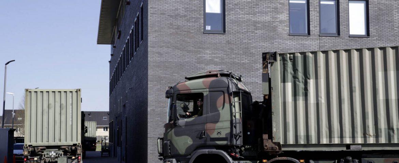 Defensie stelt extra beademingsapparatuur beschikbaar voor ziekenhuizen