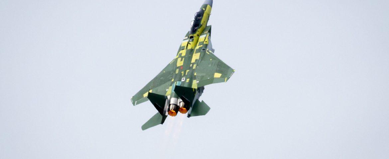 Boeing's F-15 Qatar Advanced Jet voltooit succesvolle eerste vlucht