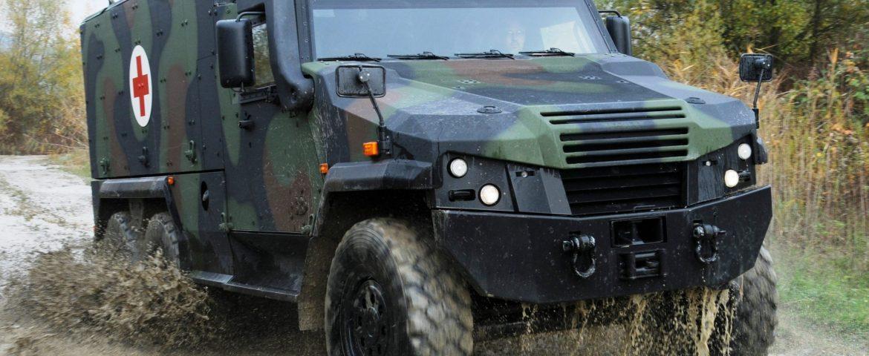 Duitsland koopt licht gepantserde ambulances bij GDELS
