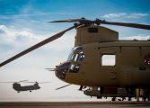 Boeing levert eerste CH-47F Chinook aan de Koninklijke Luchtmacht