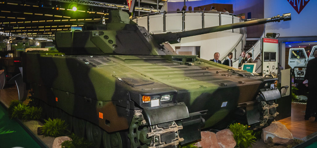CV9035 Mk-III looks 'AHEAD' for the Netherlands
