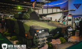 CV9035 Mk-III looks 'AHEAD' for the Netherlands