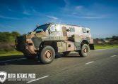 Thales gaat nog zes Bushmasters naar Nederland exporteren