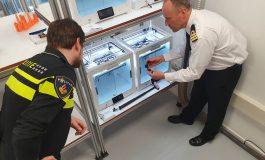 Defensie print ID-kaarthouders voor politie