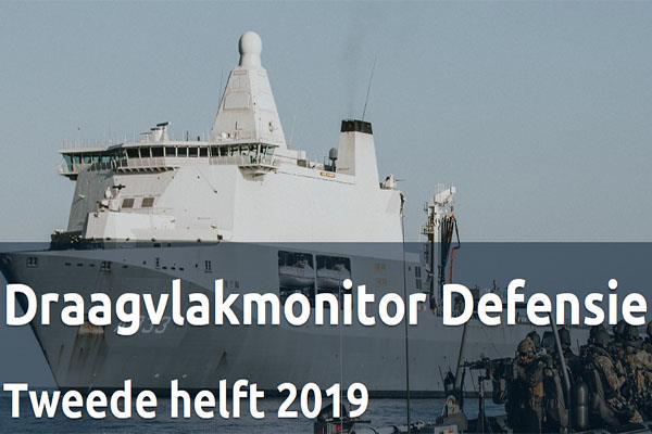 Nederlandse bevolking vindt sterke krijgsmacht belangrijker dan ooit