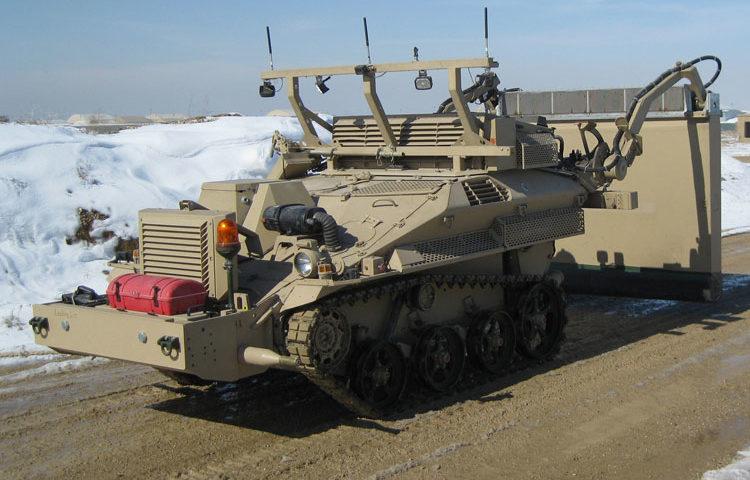 Bundeswehr koopt Rheinmetall Route Clearance System