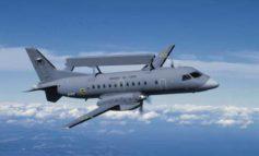 Saab krijgt Airborne Surveillance order.