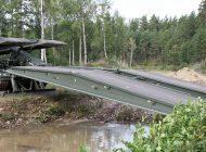 Duitse leger krijgt verdere LEGUAN-bruggenlegger