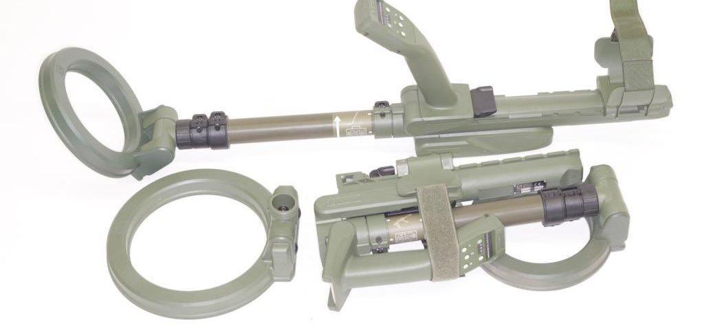 Nieuwe metaaldetectoren voor Defensie