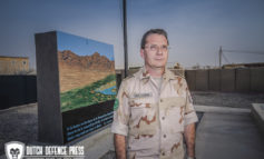 Dutch Officer responsible for Regional Command South in Kandahar