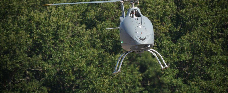 Het VSR700-prototype voert de eerste autonome vrije vlucht uit