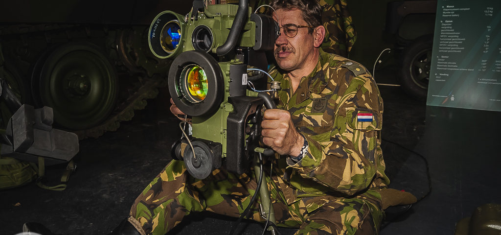 Netherlands fire their first GILL