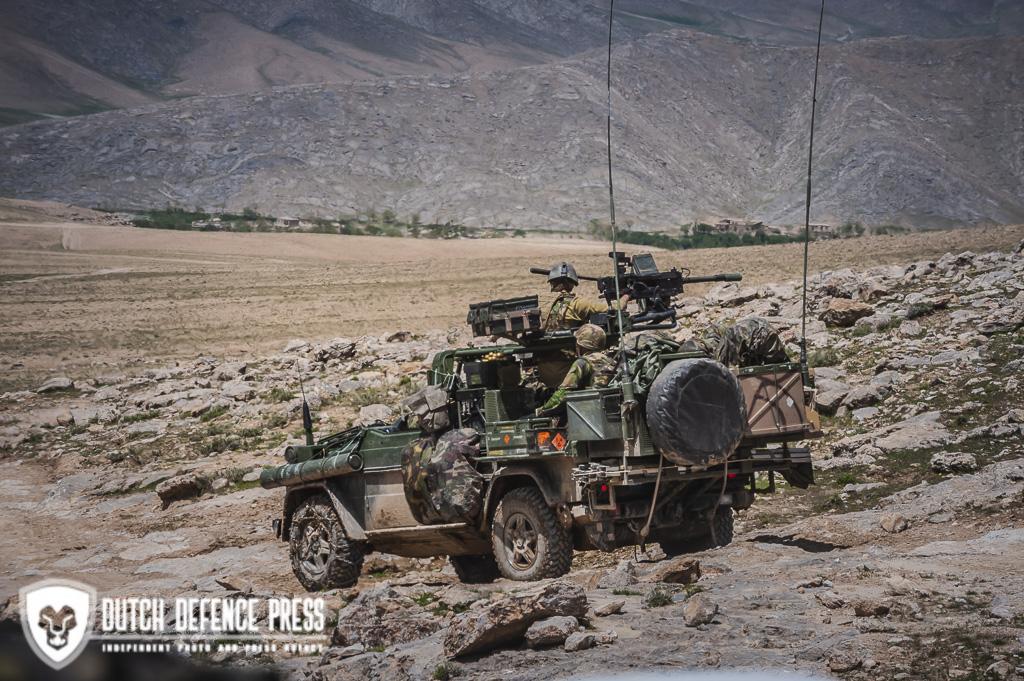 Vier jaar Afghanistan