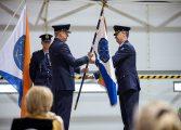 Commando vliegbasis Volkel overgedragen