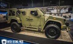 België besteld CLV bij Oshkosh Defense