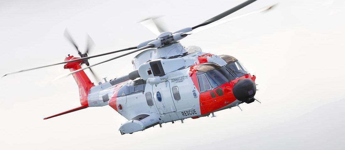 SAR Queen helikopters operationeel in Noorwegen