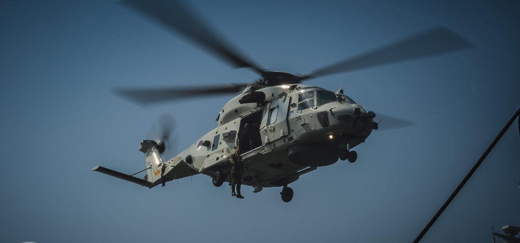 Bevindingen Veiligheidsraad crash NH90 bekend