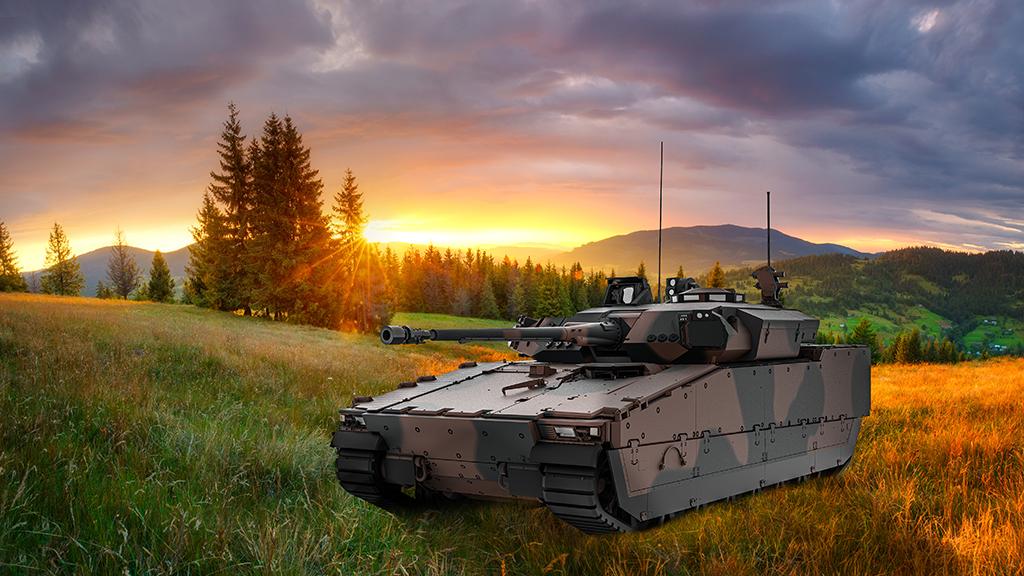 Midlife Update (MLU) voor het wapensysteem Infanterie gevechtsvoertuig (IGV) CV9035NL