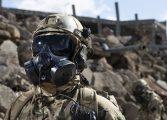 Nieuwe gasmaskers van AVON voor Defensie