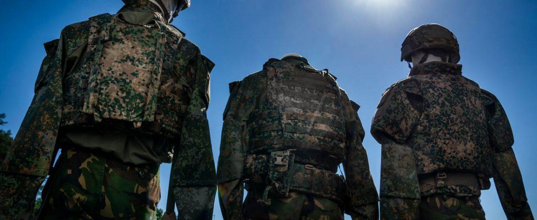 Groen licht aanbesteding interim gevechtskleding