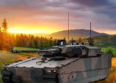 CV90 krijgt Elbit Iron Fist APS en electro-optisch vizier