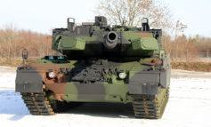 Duitse Bundeswehr gaat Leopard 2 MBT's uitrusten met Rafael's TROPHY™ APS