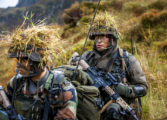 Carinthia regenjacks voor Defensie
