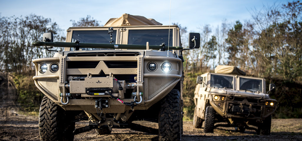 LAUF 20 – Defenture levert prototype aan Zwitserland