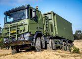 Scania Gryphus vervangt icoon