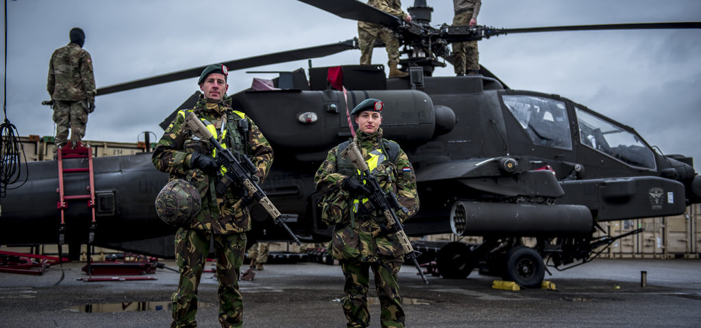 Host Nation Support – militair gastheerschap