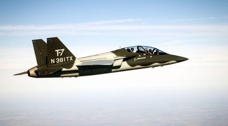 Saab levert eerste T-7A rompdeel