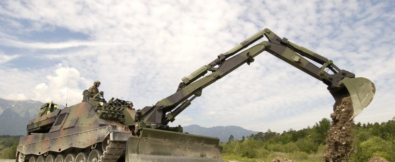 Kodiak-pionierstank van Rheinmetall ook voor Bundeswehr