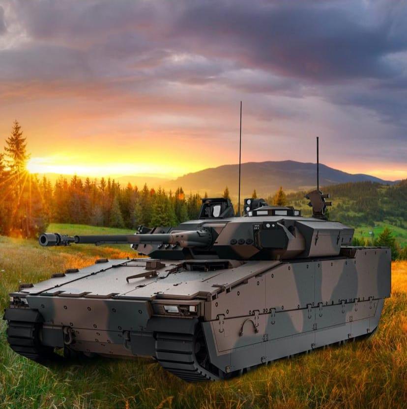 CV90 MLU