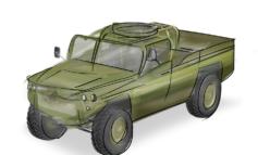 Defenture ontwikkelt tactische voertuigen voor Duitse special forces