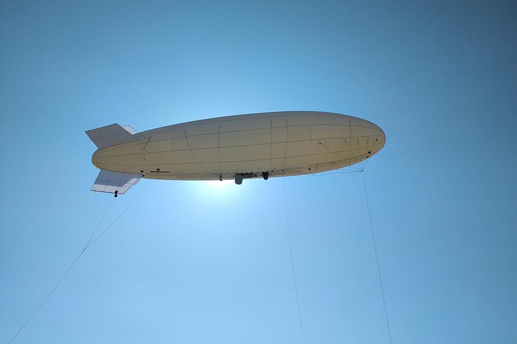 bewakingsballon