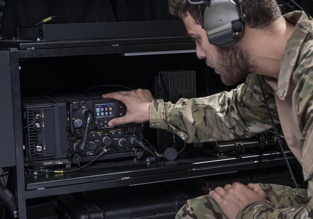Informatiegestuurd optreden – een software defined radio maakt het mogelijk