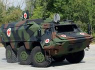 Nieuwe verhoogde versie van Rheinmetall Fuchs